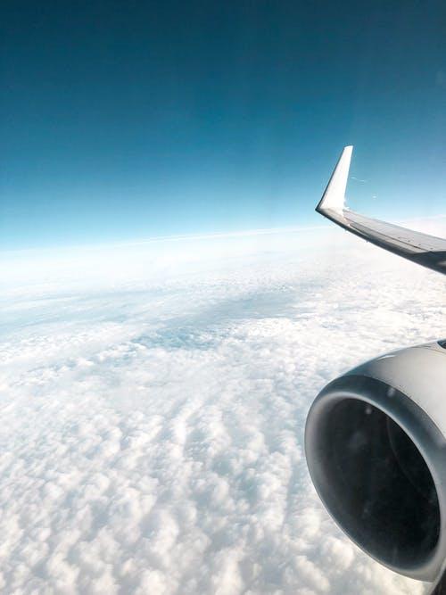 Spot een vliegtuig